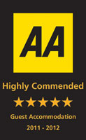 AA 5 Star Award